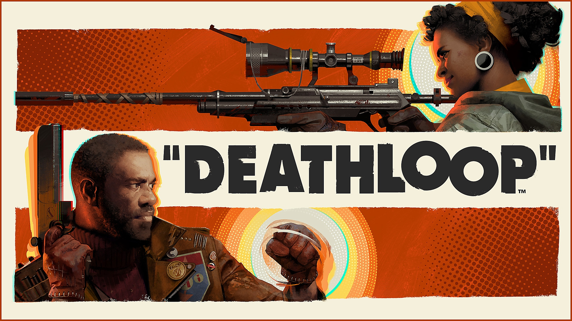 Deathloop reveal screenshot