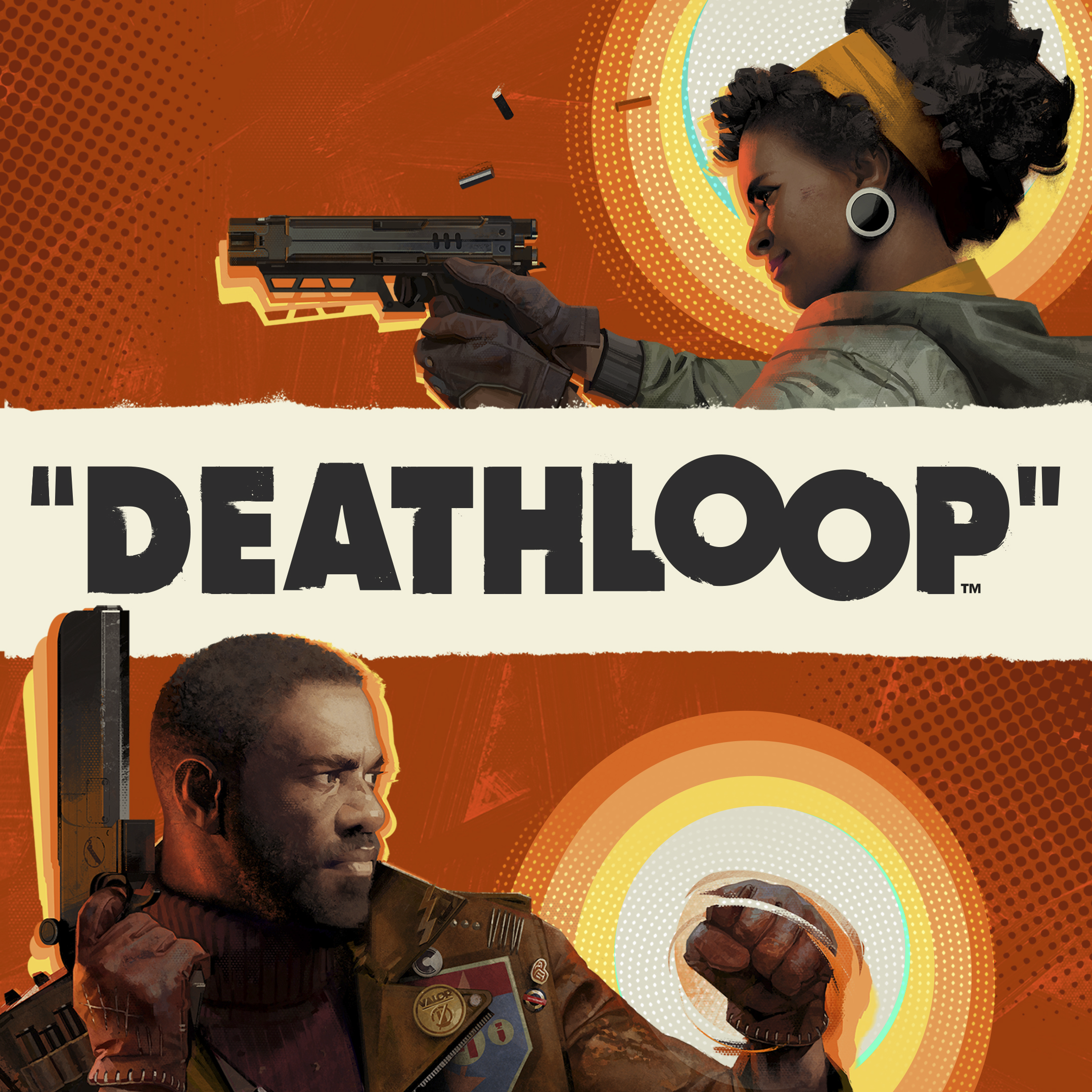 Deathloop - Store Art