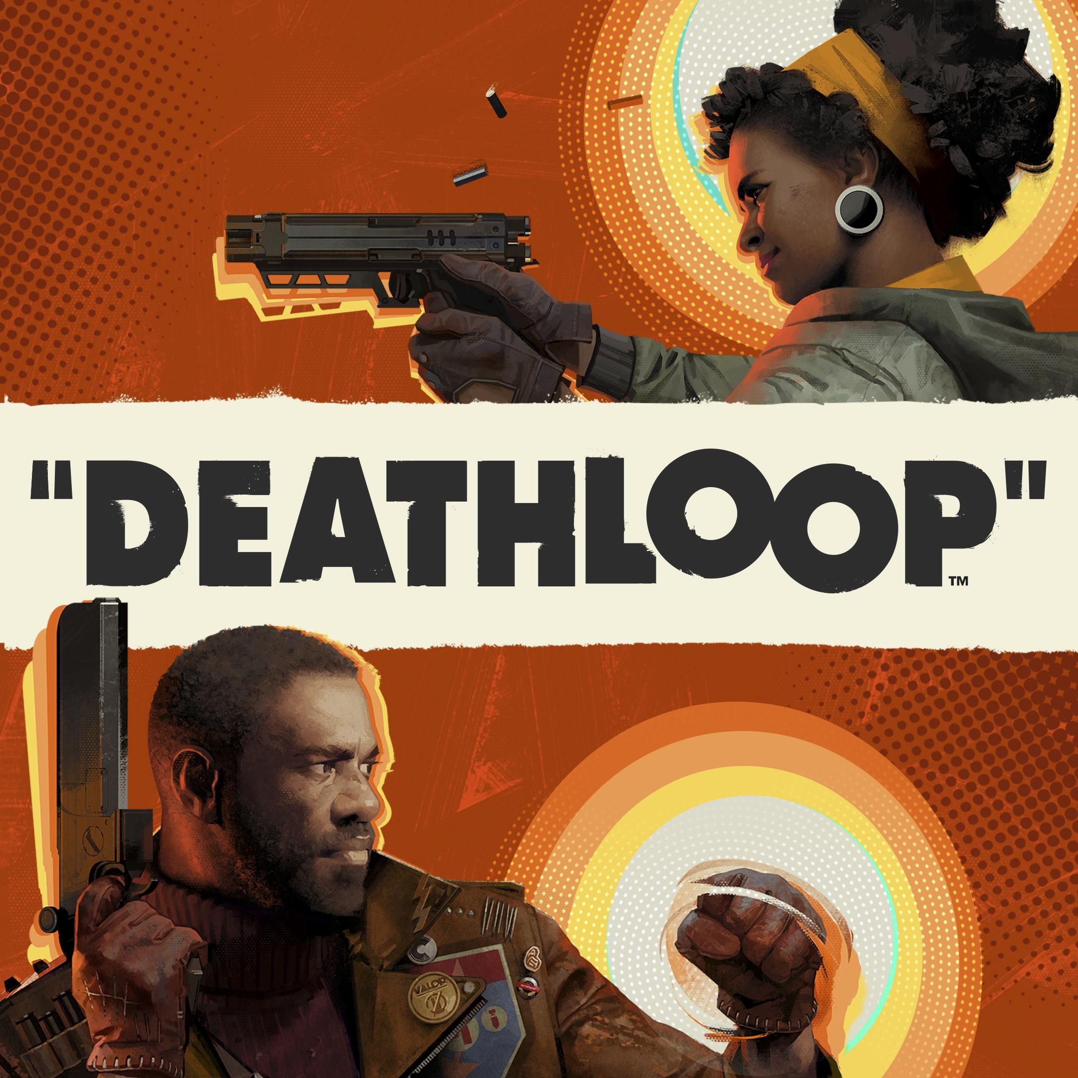 Deathloop – Kaupan kuvitus