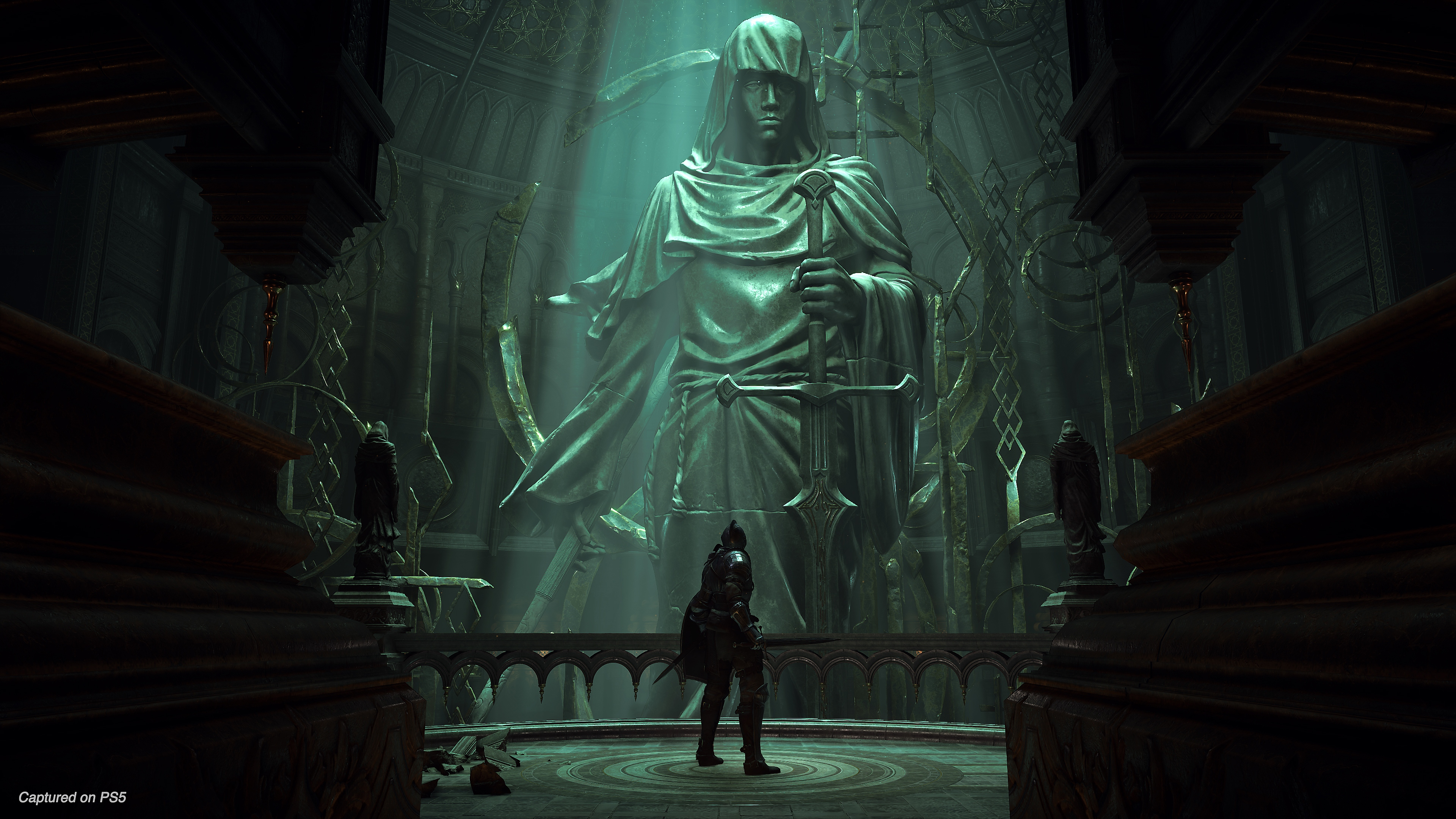 demons souls captura de pantalla