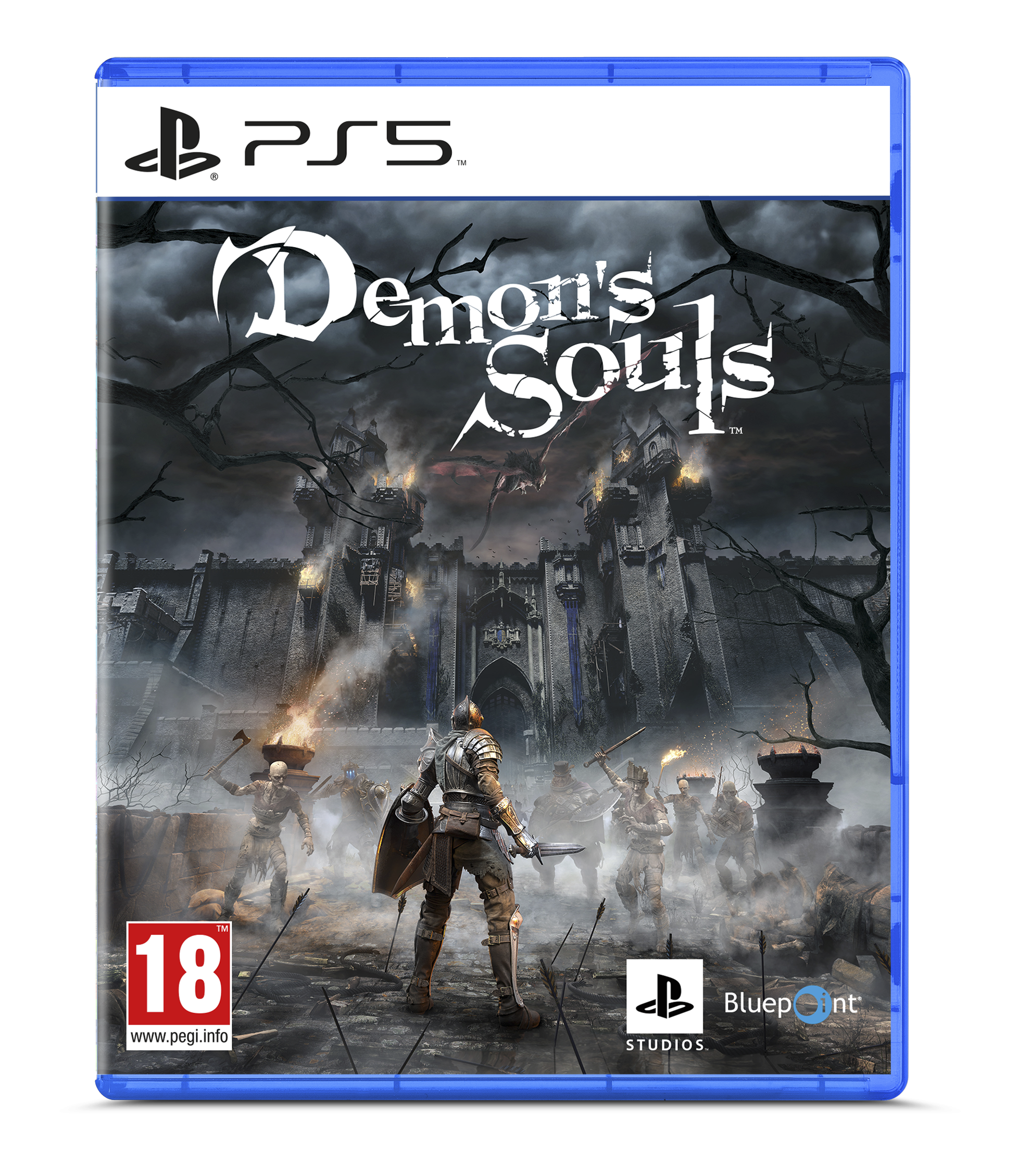 Demon's Souls PS5 Physical Edition