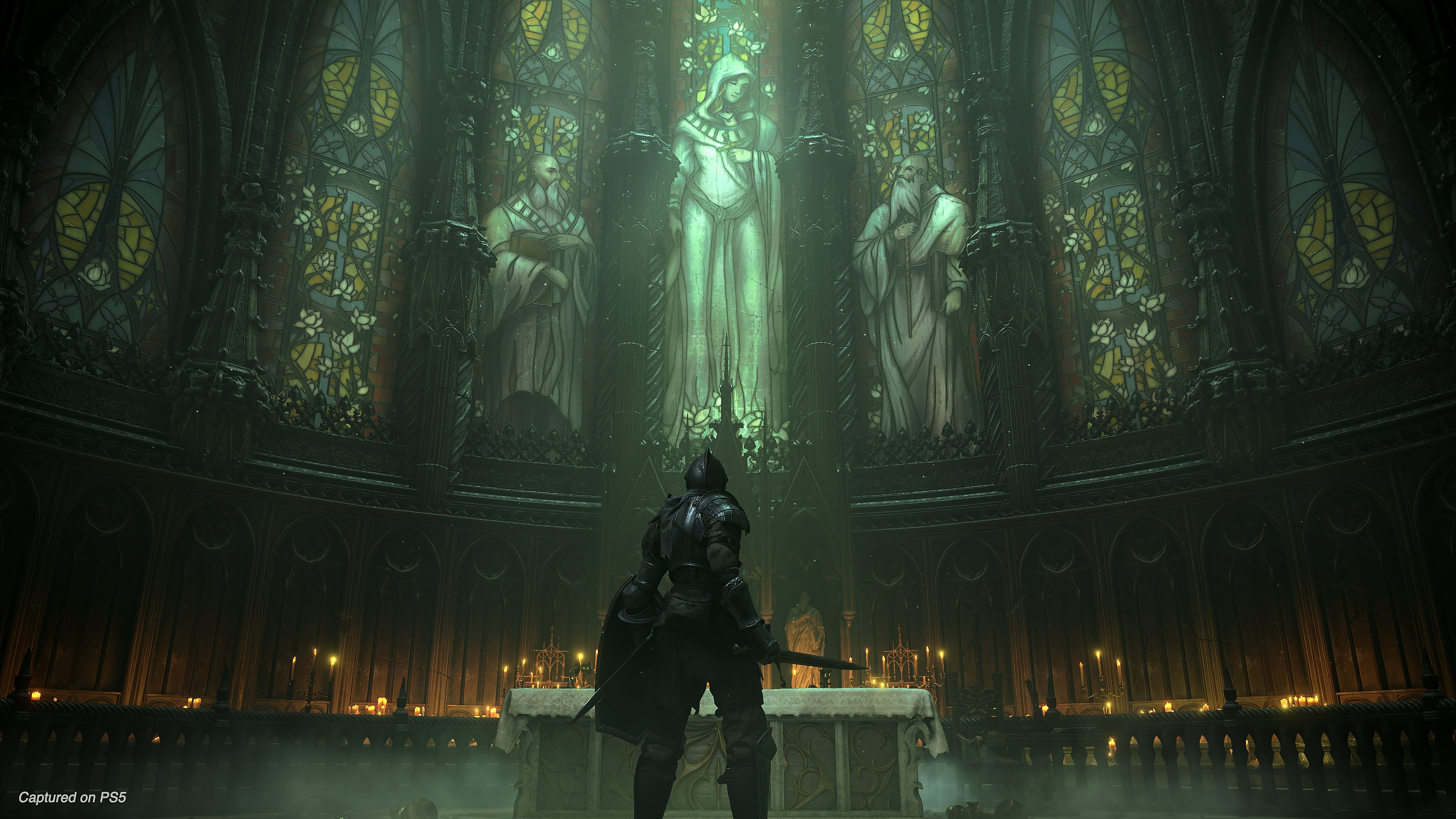 demon's souls captura de pantalla 3