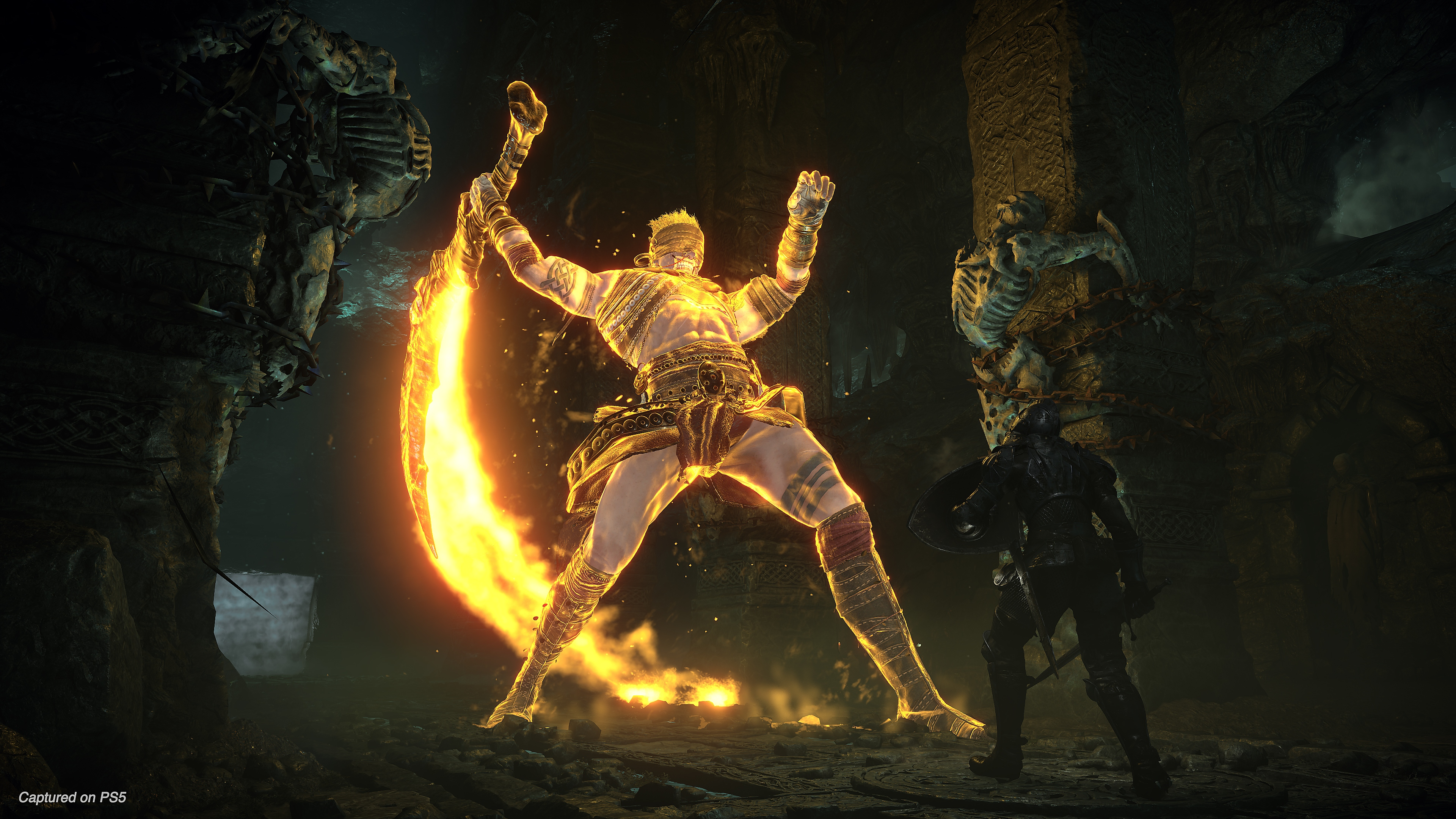 captura de pantalla de demon's souls