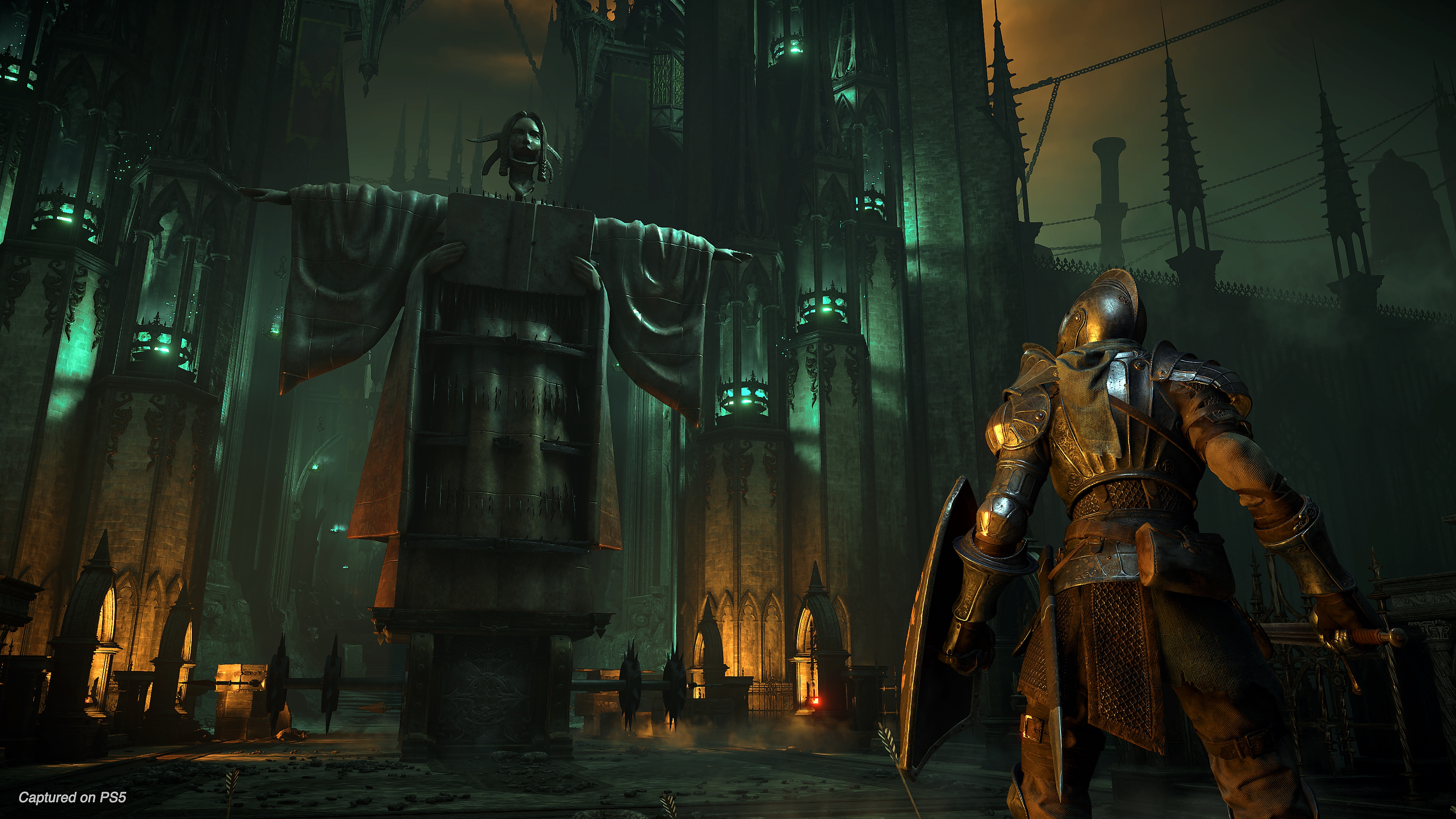 demons souls screenshot
