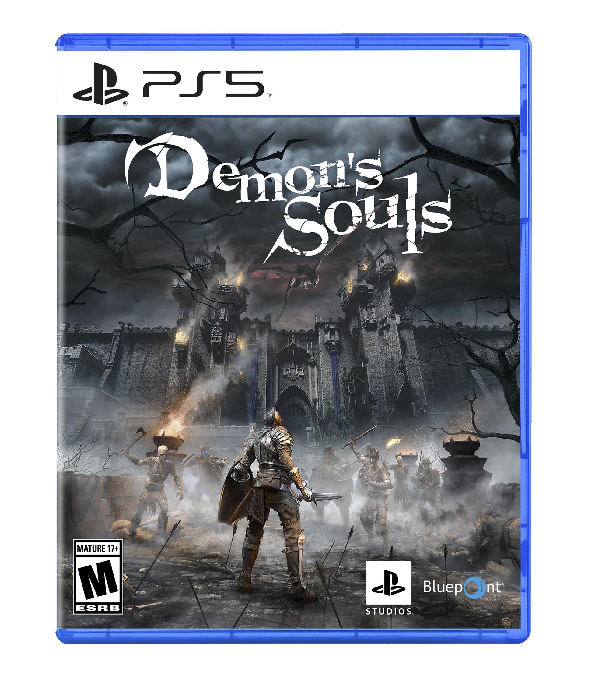 demons souls blu ray