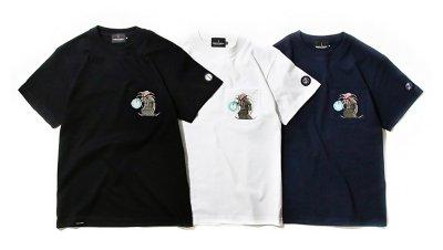 デモンズソウル × TORCH TORCH/ Tシャツコレクション: 塔のラトリアの蛸獄吏
