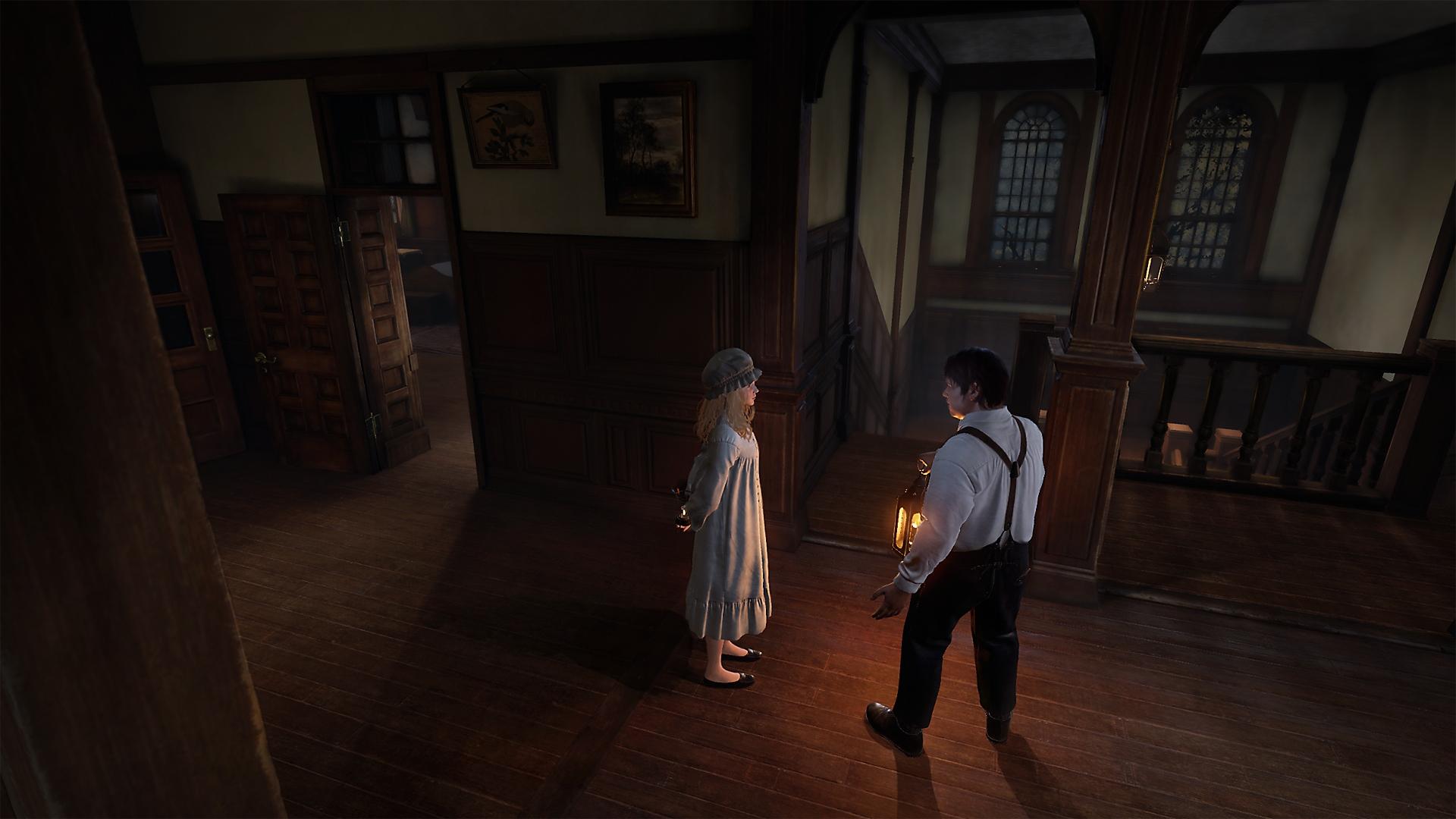 Déraciné  - Gallery Screenshot 1