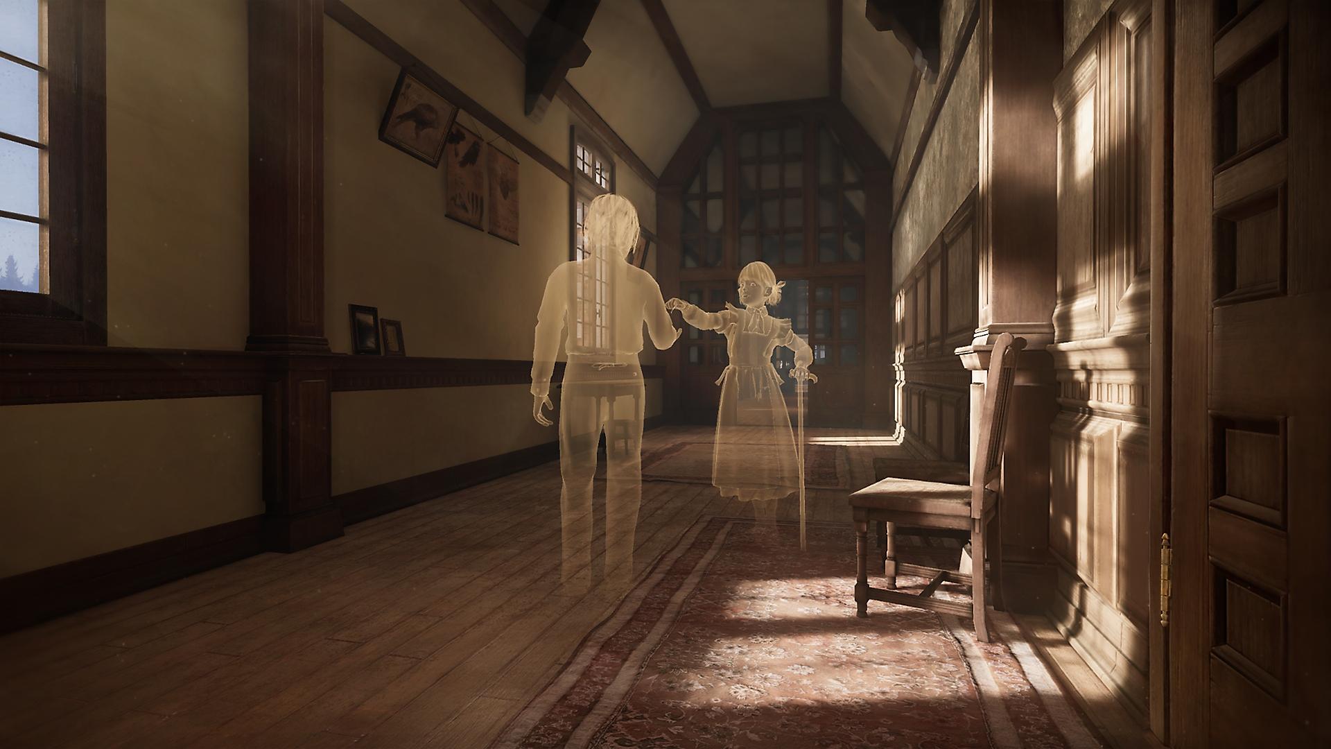 Déraciné  - Gallery Screenshot 2