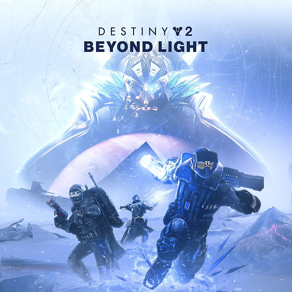 Destiny 2: Beyond Light - Arte de tienda