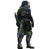Destiny 2 – Jäger-Charakter-Design