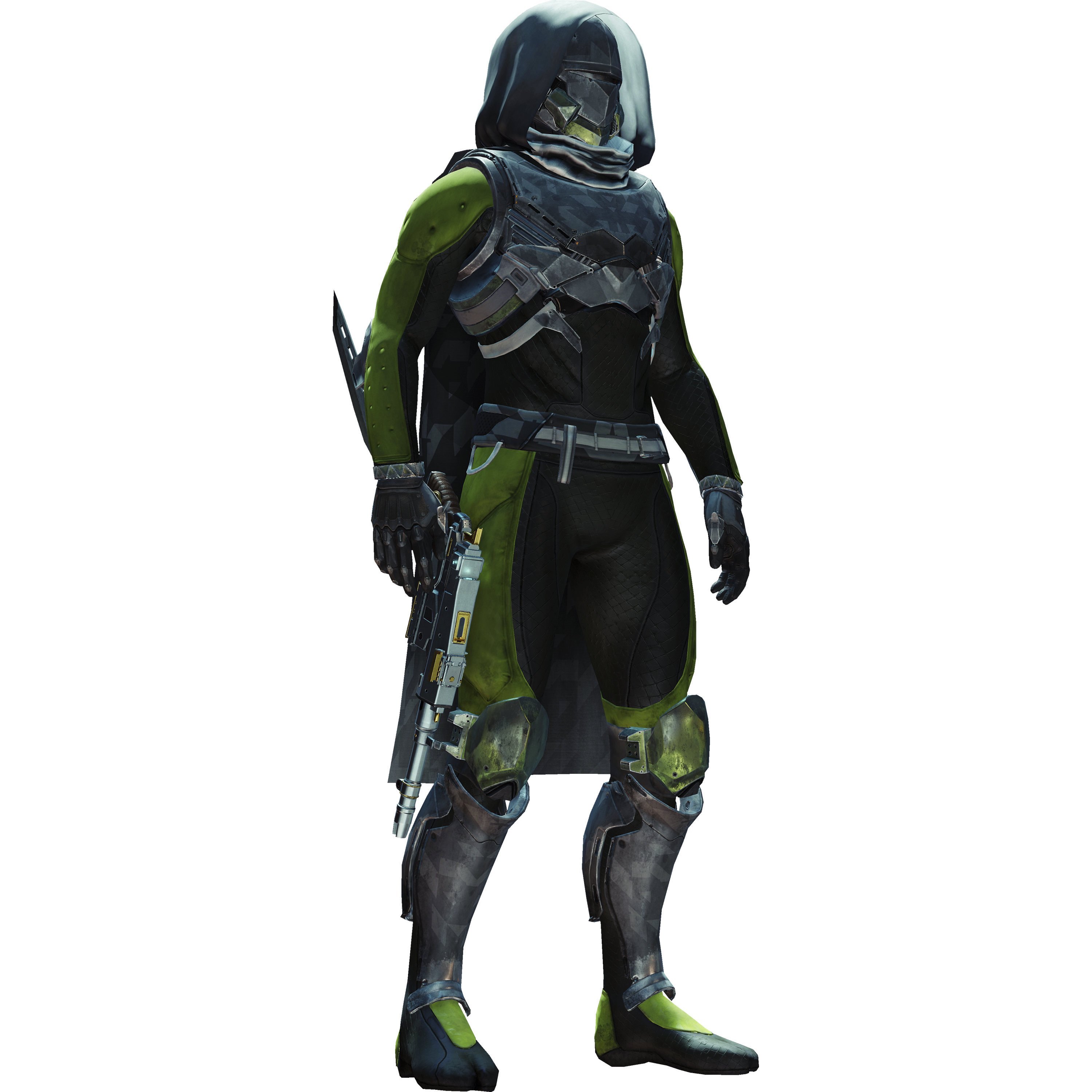 Destiny 2 - Hunter Character Art