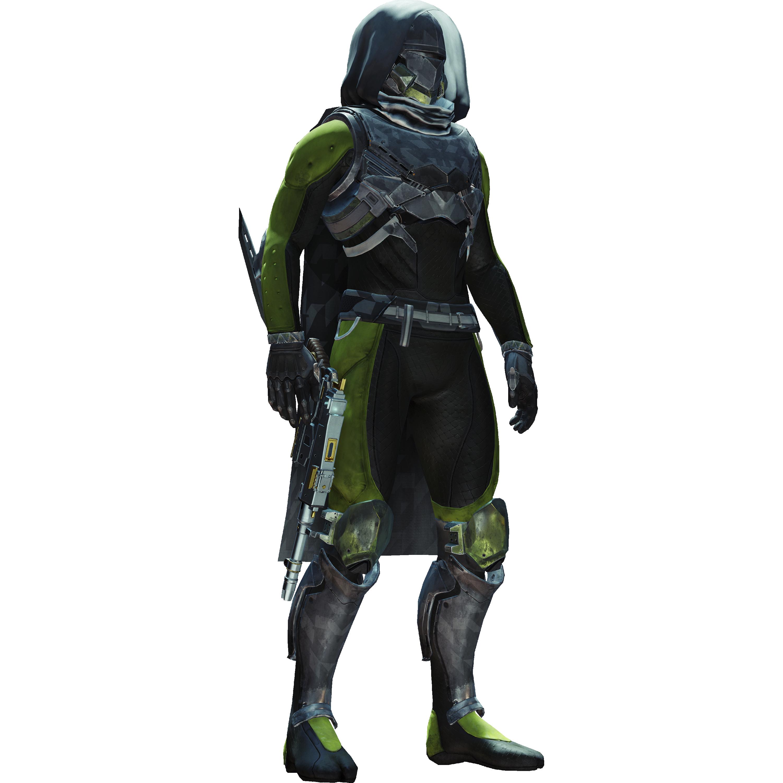 Destiny 2 - Arte de personaje Cazador