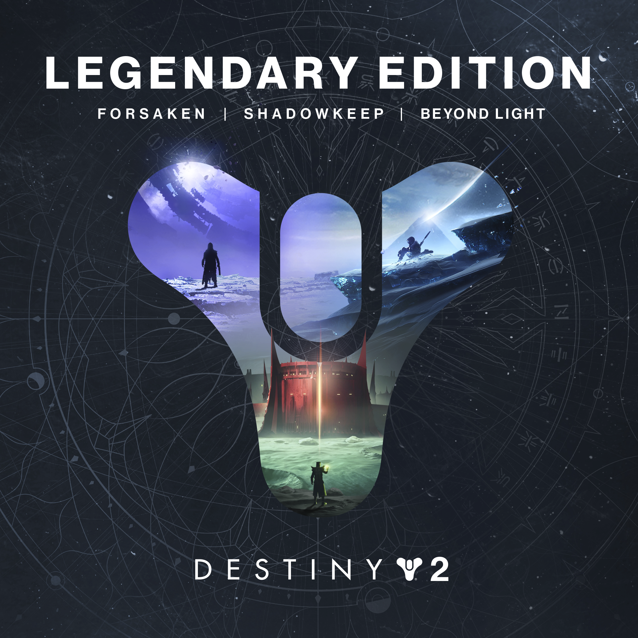 Destiny 2: Legendary Edition - Store Art