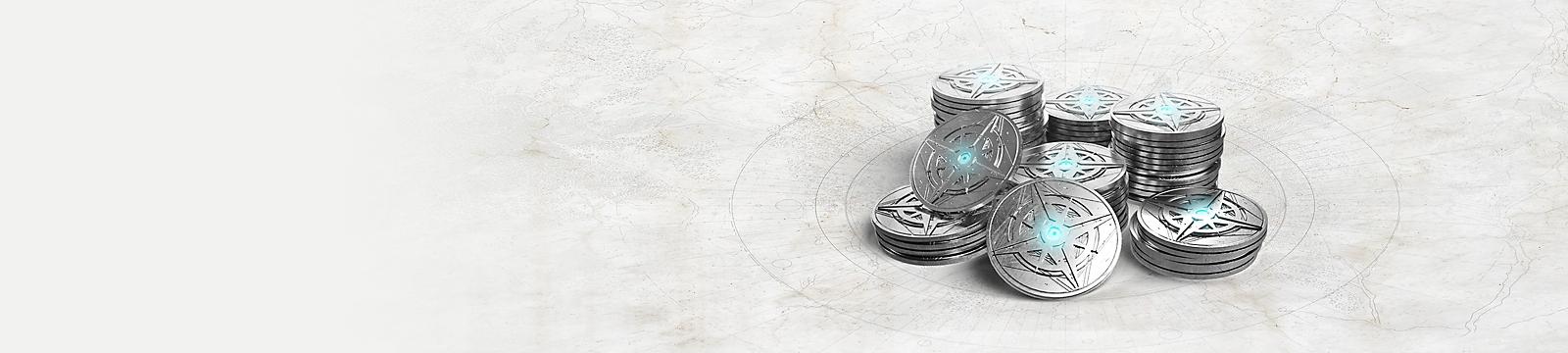 Destiny 2 – pozadina odjeljka Buy Silver