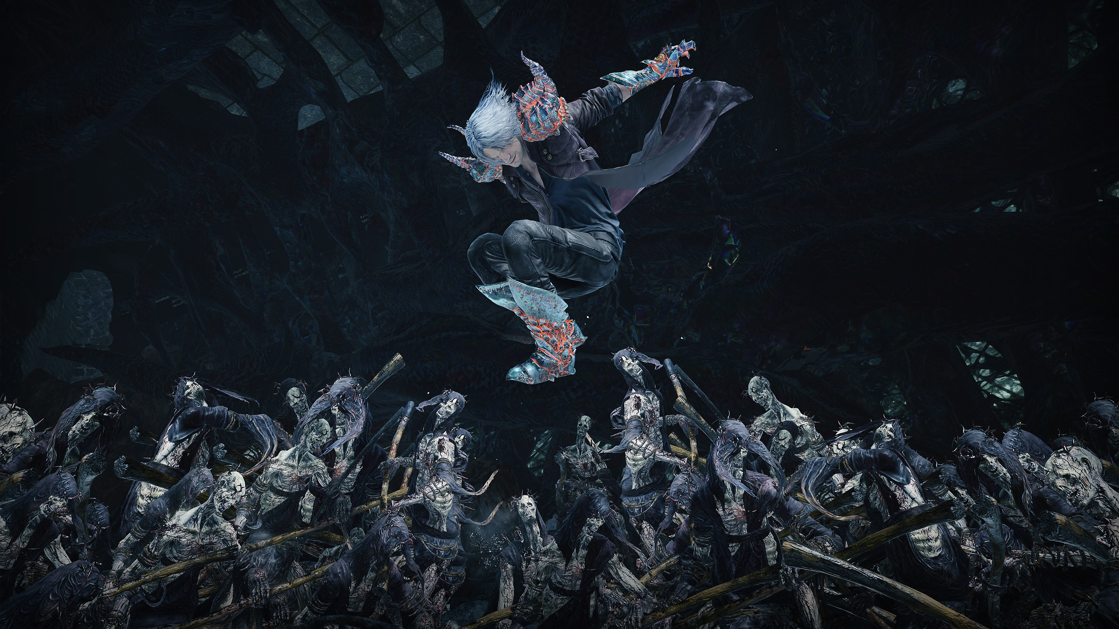 Devil May Cry 5 - Capture d'écran de galerie 5