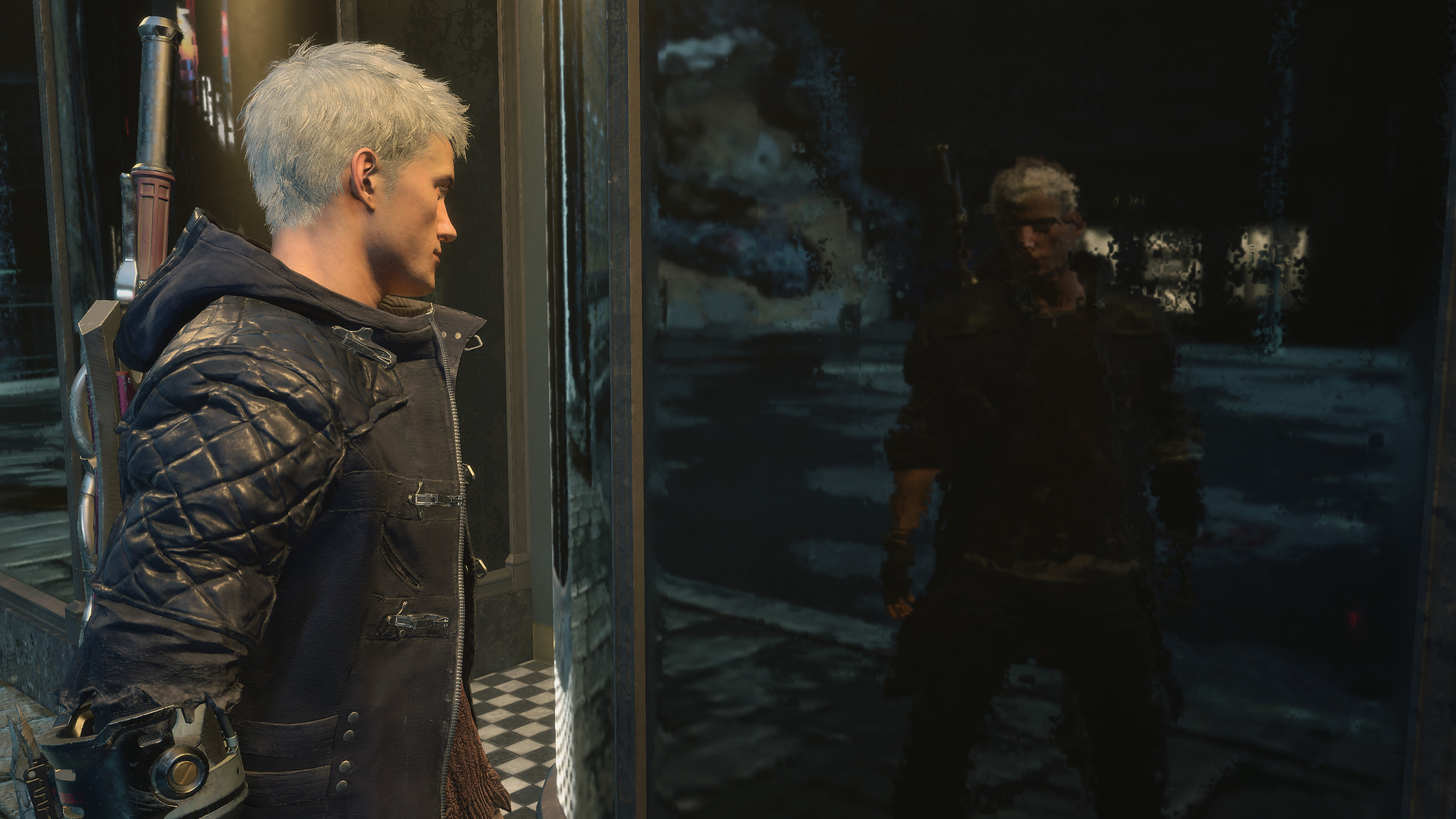 Devil May Cry 5 - Capture d'écran de galerie 4