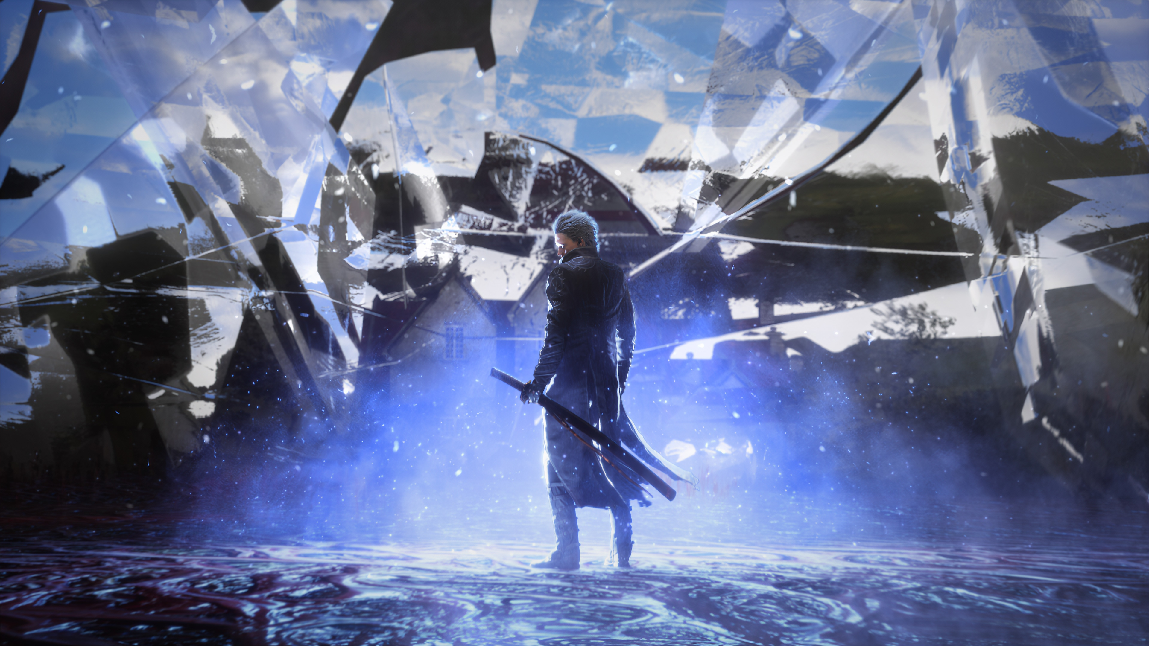 Devil May Cry 5 - Capture d'écran de galerie 1