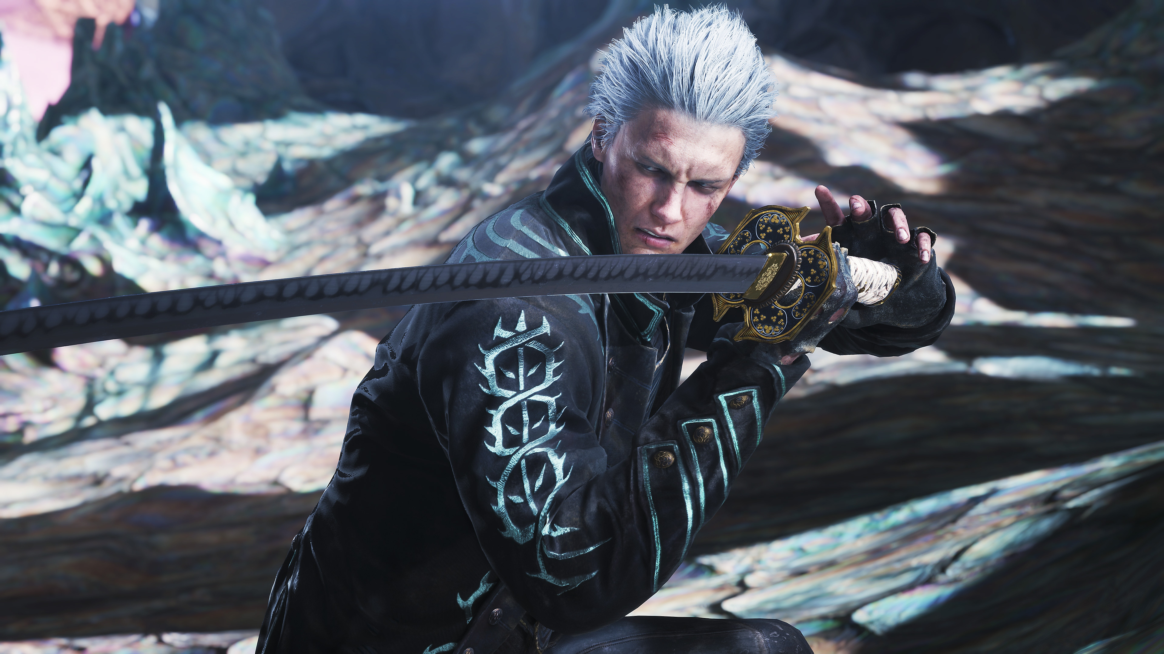 Devil May Cry 5 - Capture d'écran de galerie 6