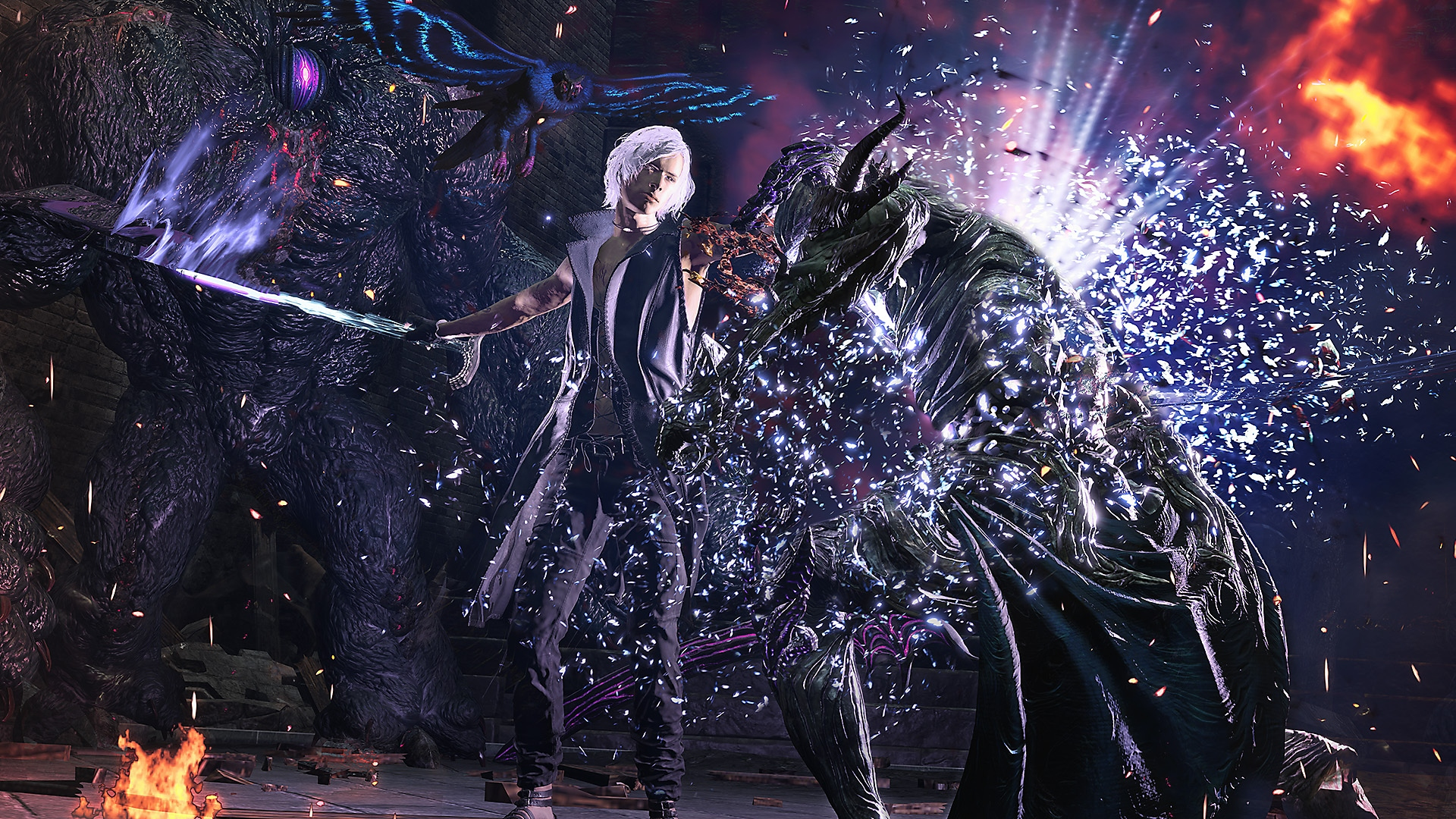 Devil May Cry 5 - Capture d'écran de galerie 7