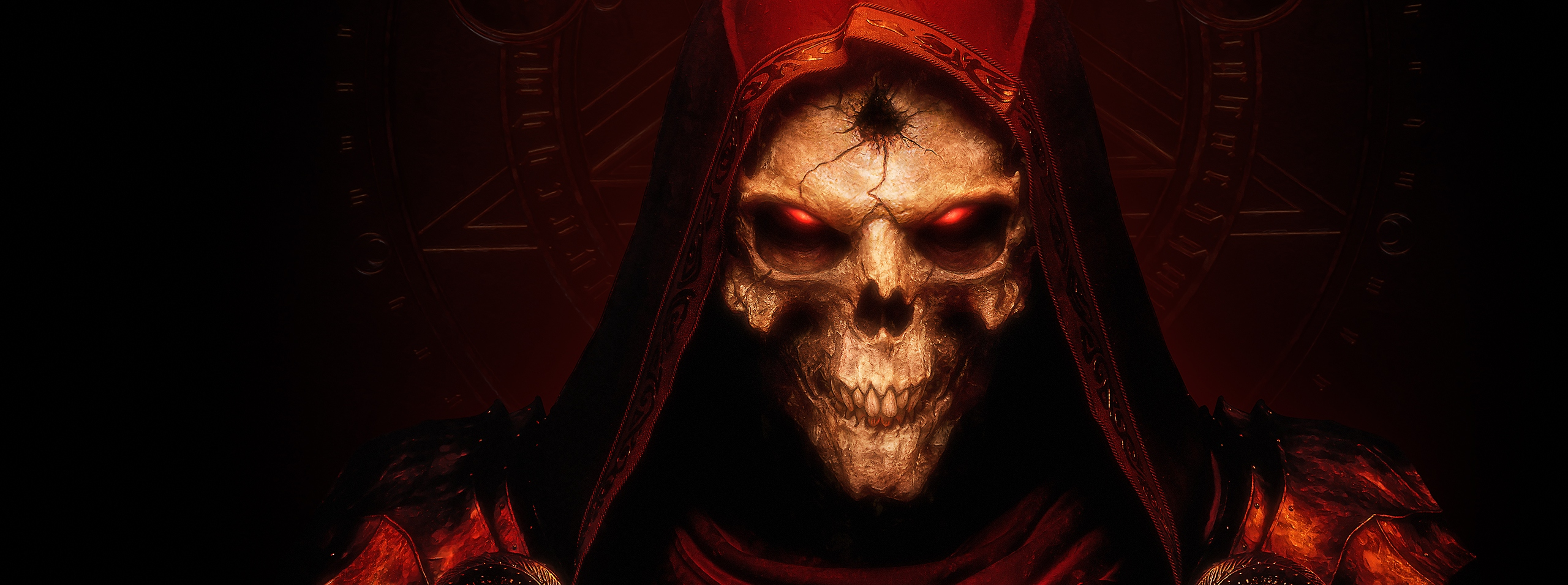Diablo 2 Mobile Background