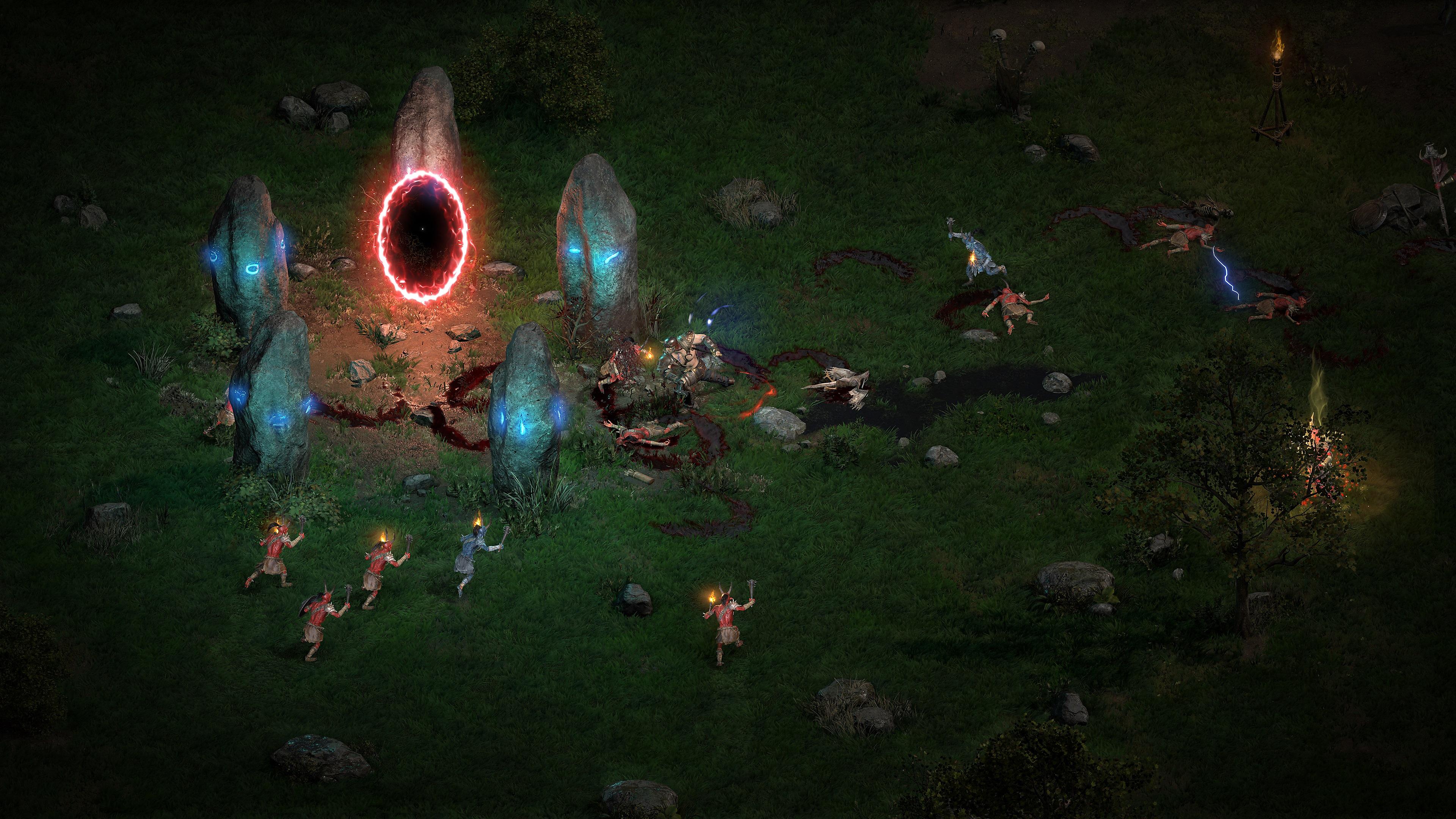 DiabloII: Resurrected - Capture d'écran