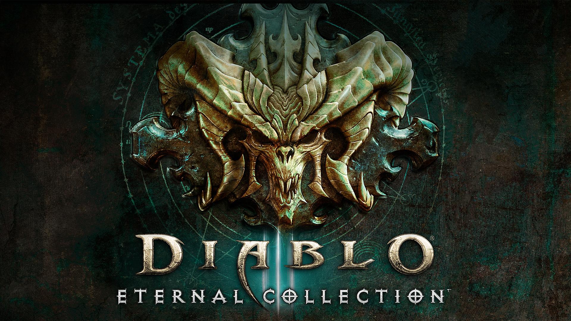 الصورة الفنية للعبة Diablo III - Eternal Collection