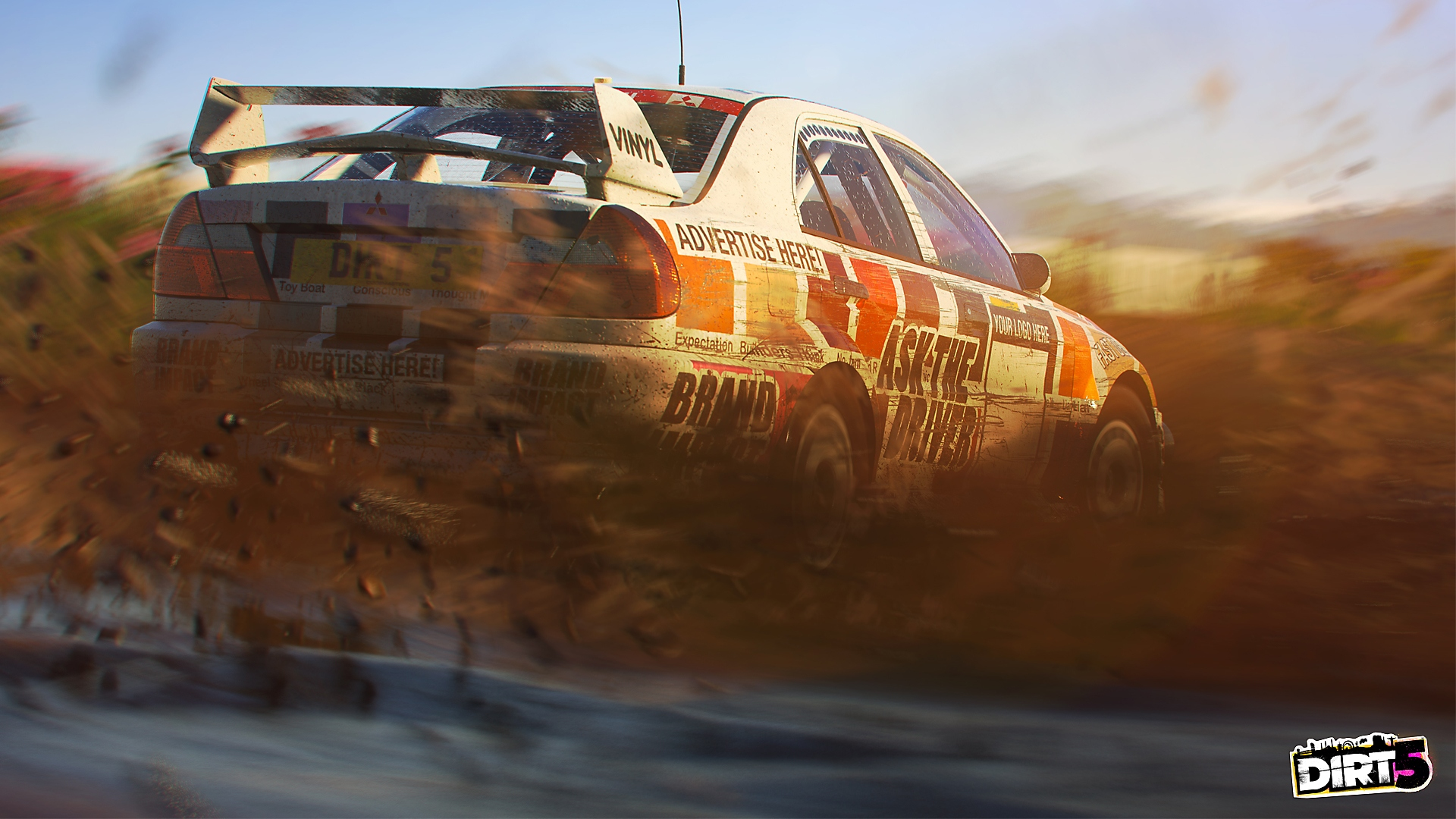 Captura de pantalla de Dirt 5