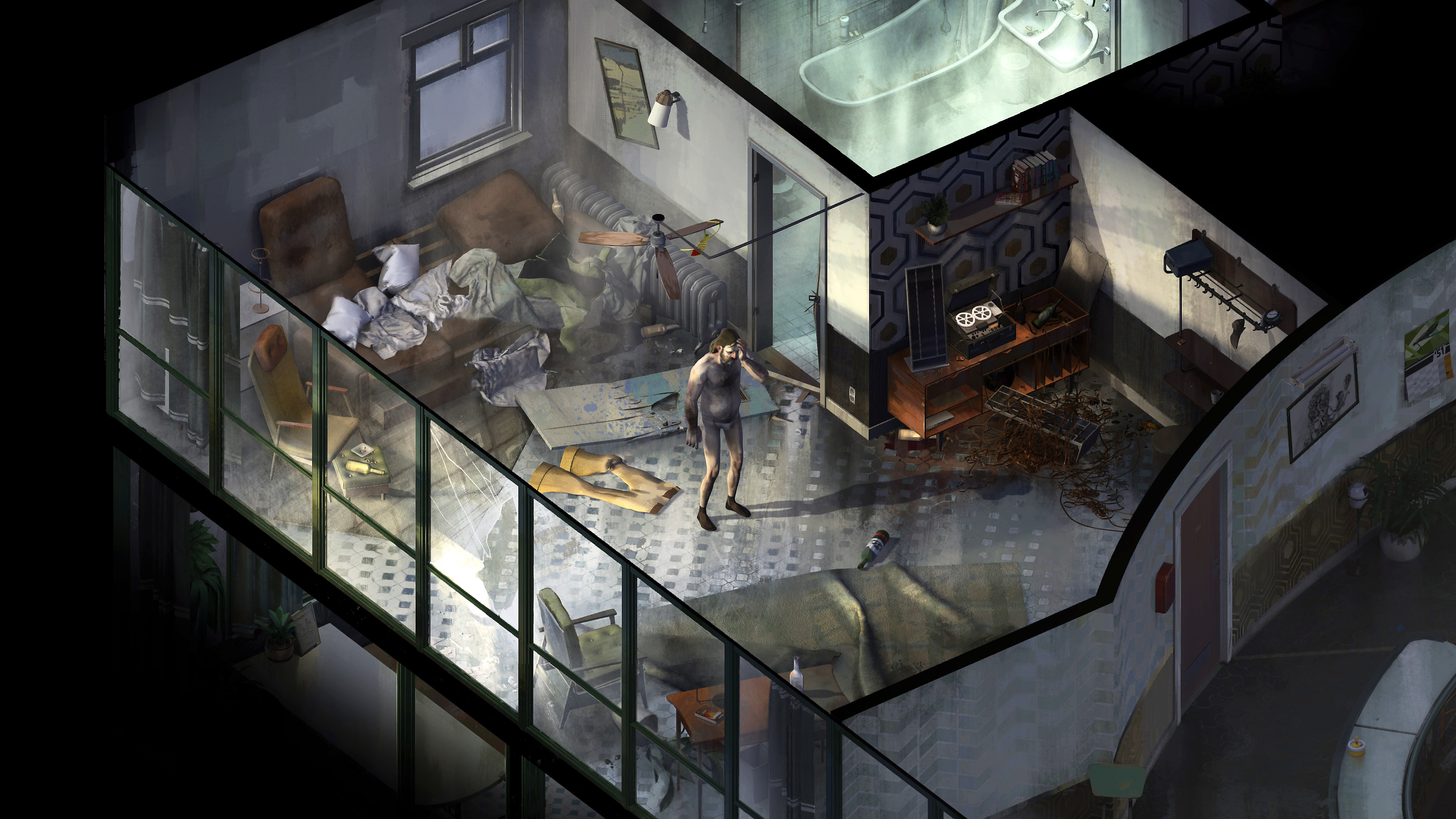 Disco Elysium screenshot