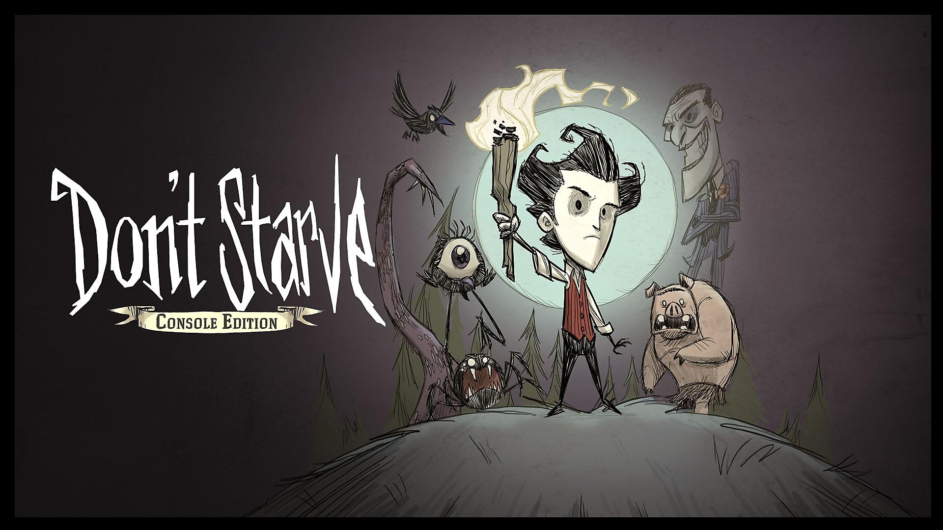 Don't Starve: Console Edition - Tráiler Reino de gigantes