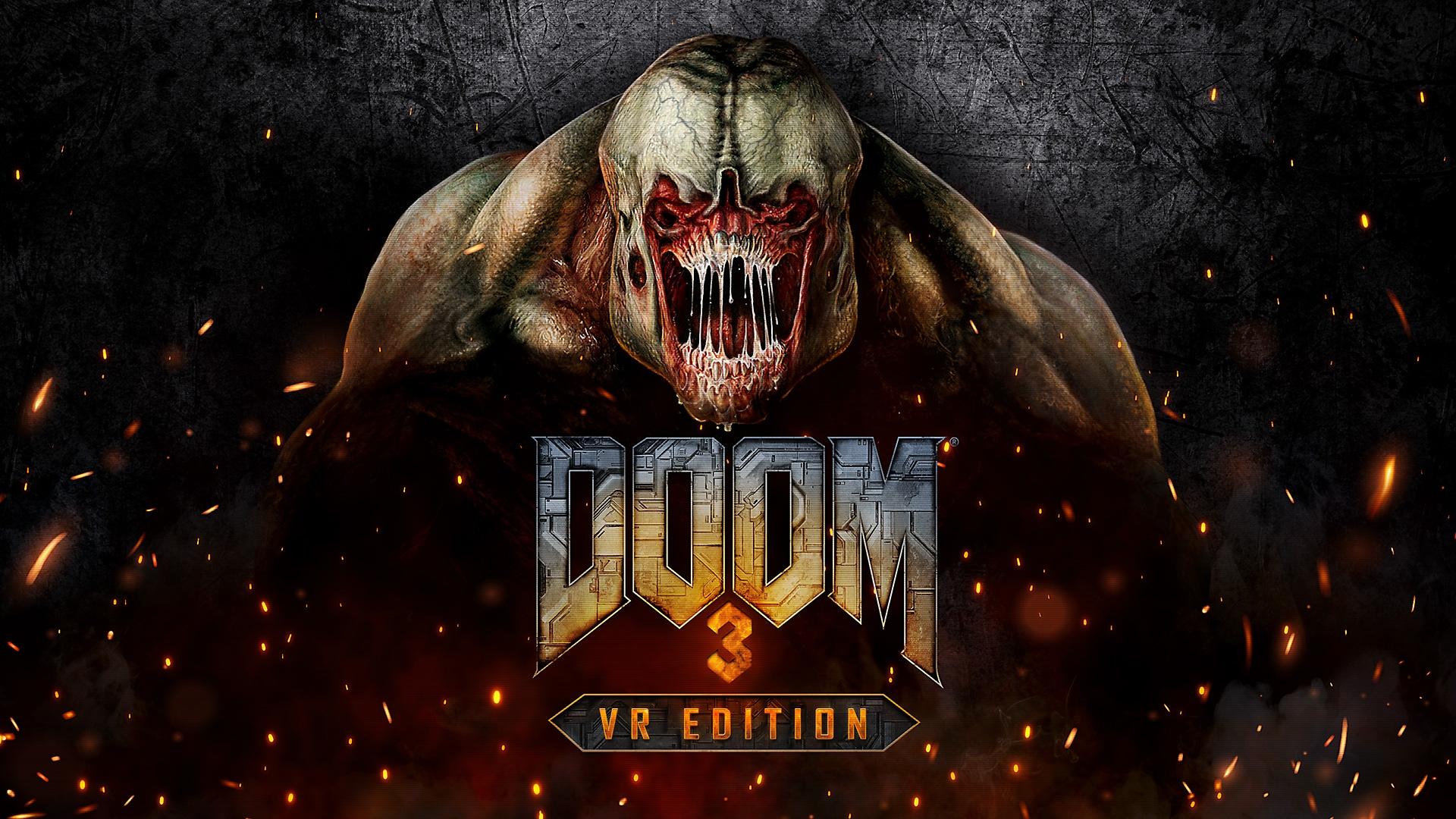 DOOM 3 VR Edition - Launch Trailer | PS VR