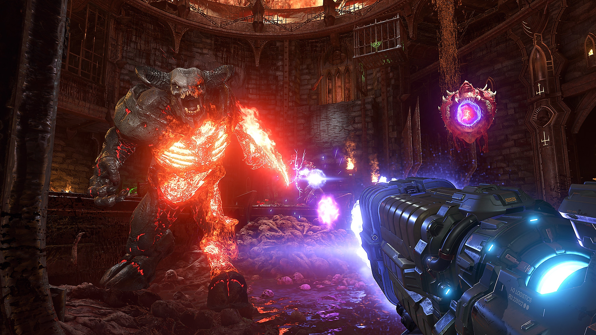 DOOM Eternal screenshot