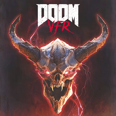 DOOM VFR artwork
