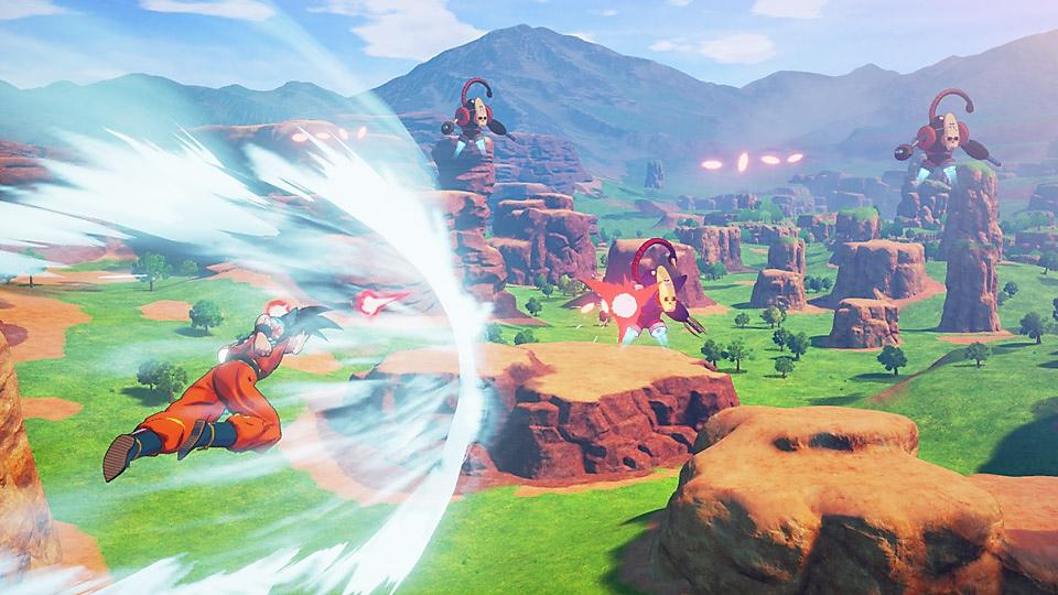 Dragon BallZ: Kakarot