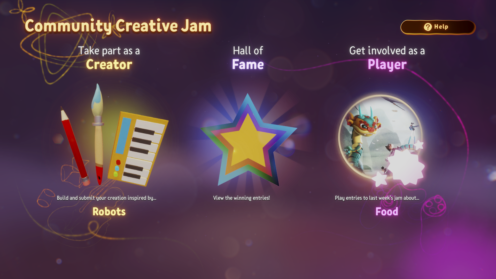 Dreams - Community Creative Jam Image