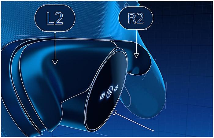 Zoom fixation dorsale DS4.