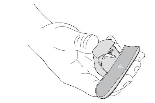 PS4: cómo sostener el accesorio de botones posteriores