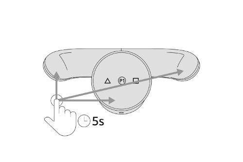 PS4 cómo restablecer el accesorio de botones posteriores