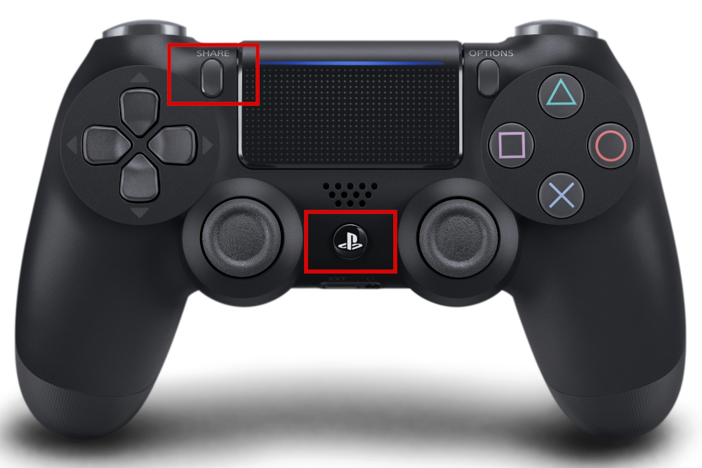 Pair DUALSHOCK 4 wireless controller
