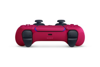 Cosmic Red DualSense™ wireless controller product image