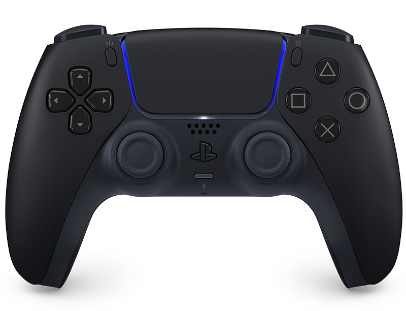 Midnight Black DualSense™ wireless controller product image