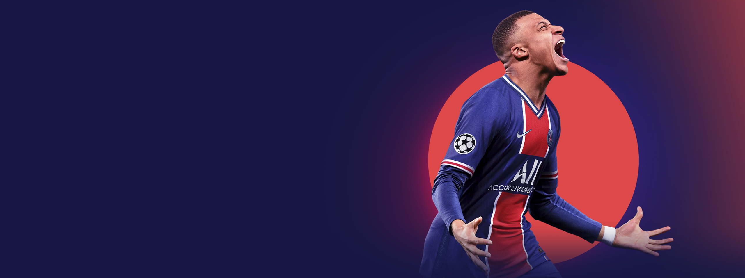 EAPlay: FIFA21 - Illustration principale