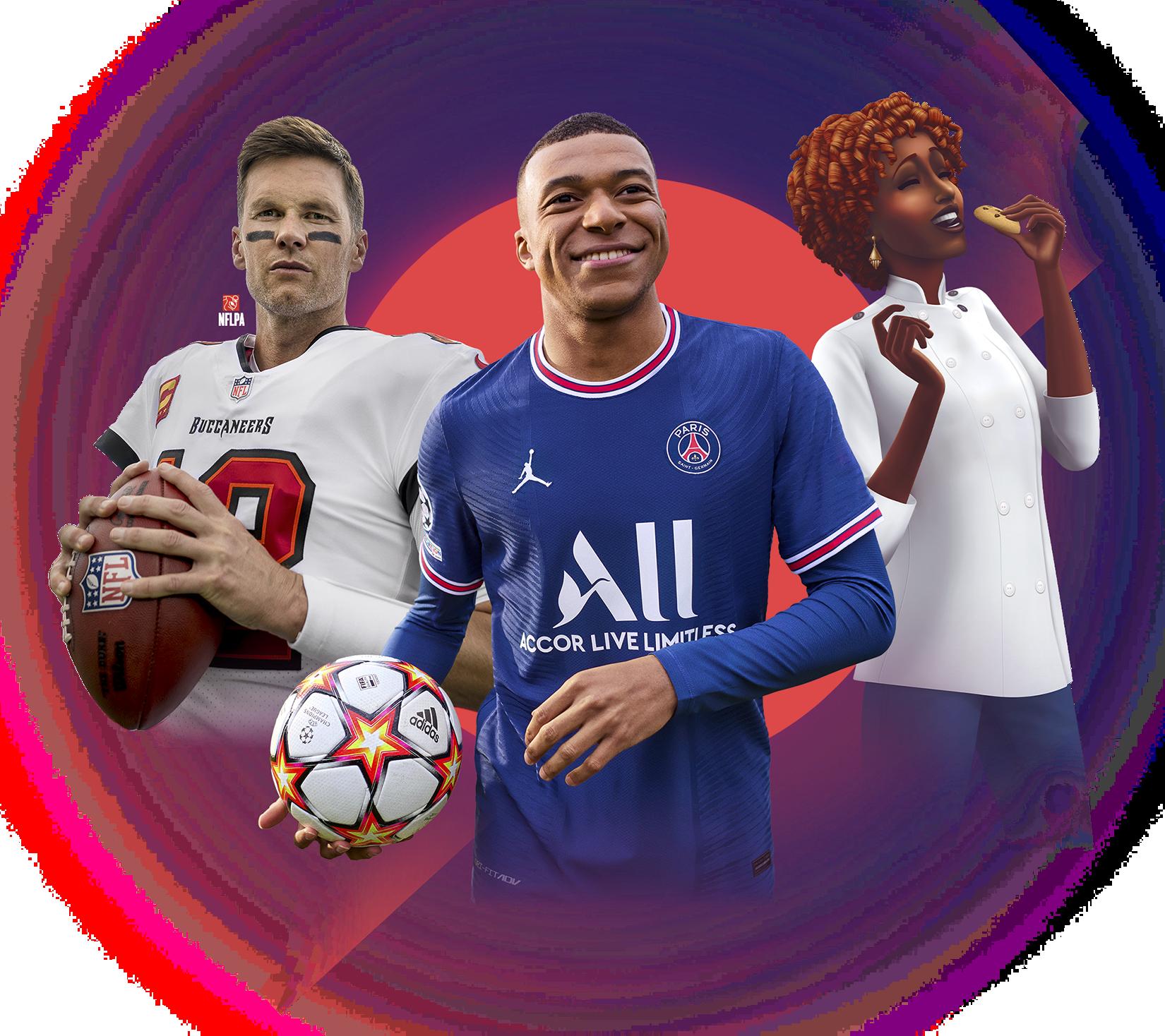EA Play – Ilustrație mare