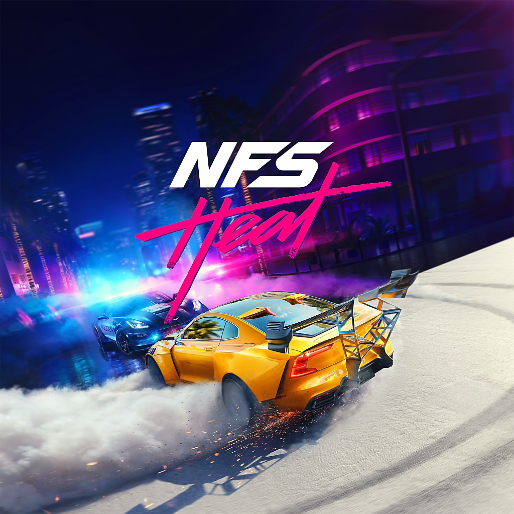 Need for Speed Heat - Store Art