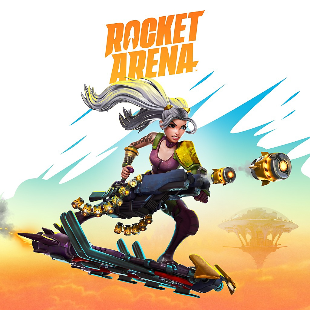 Rocket Arena - Store Art