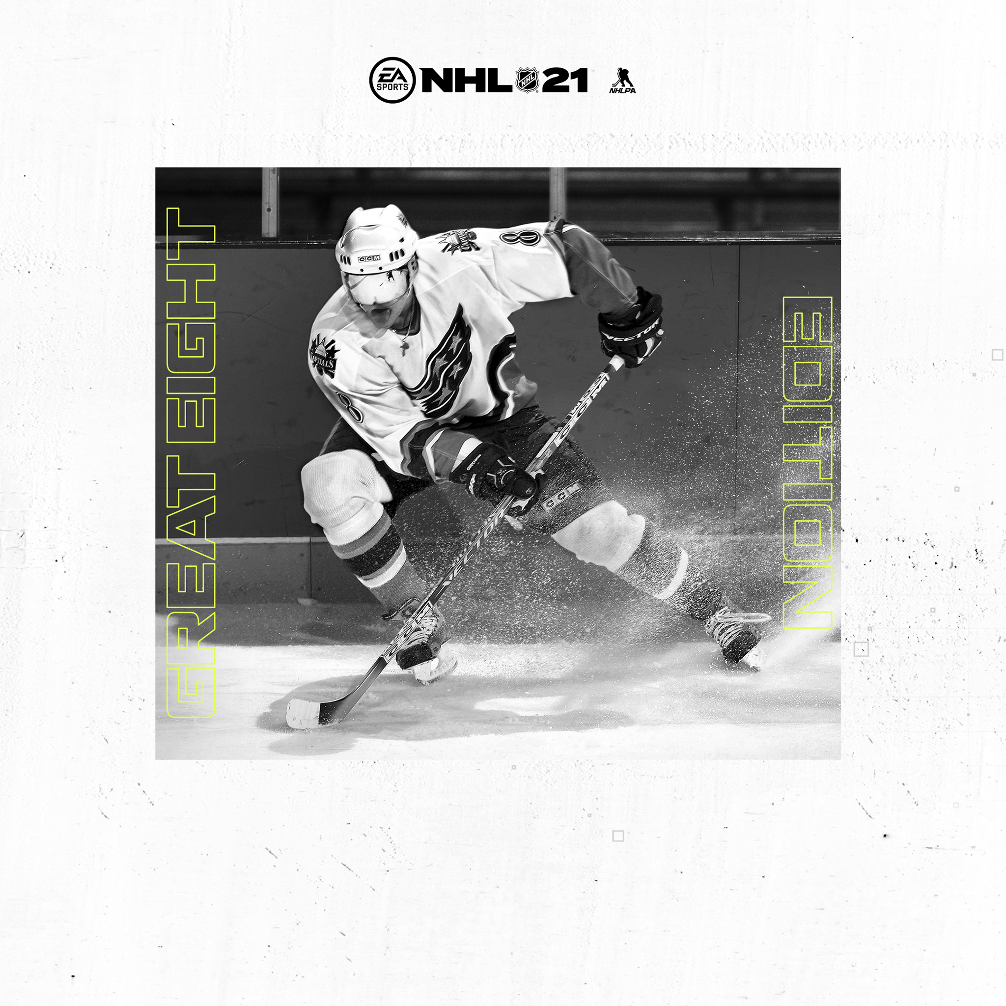 EA Sports NHL 21 - Ultimate Edition Store Art