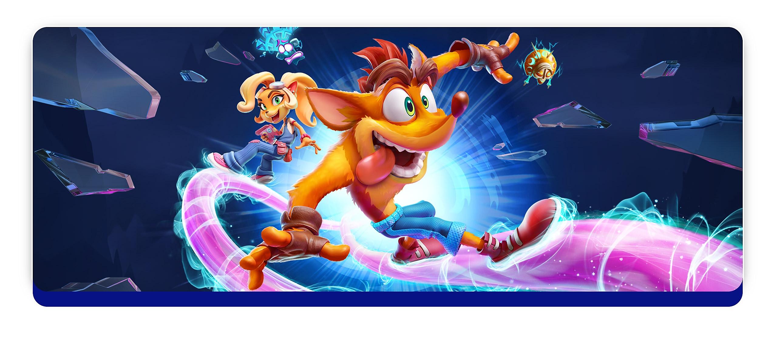 Crash Bandicoot 4: It's about time - Bilder
