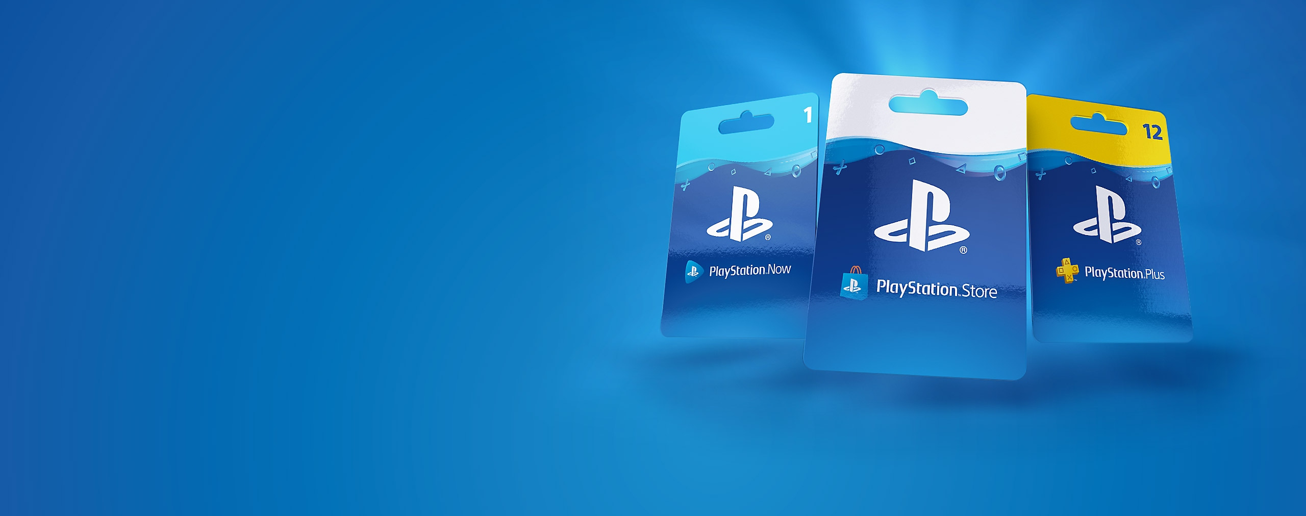 Carte regalo PlayStation