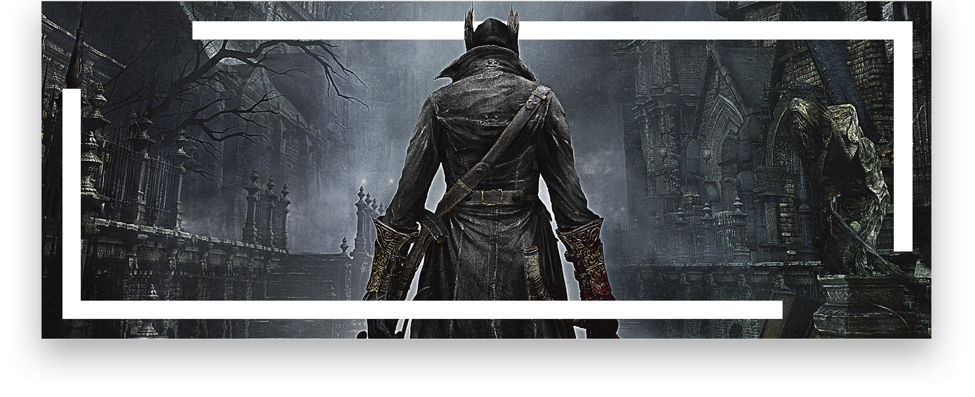 Bloodborne key art