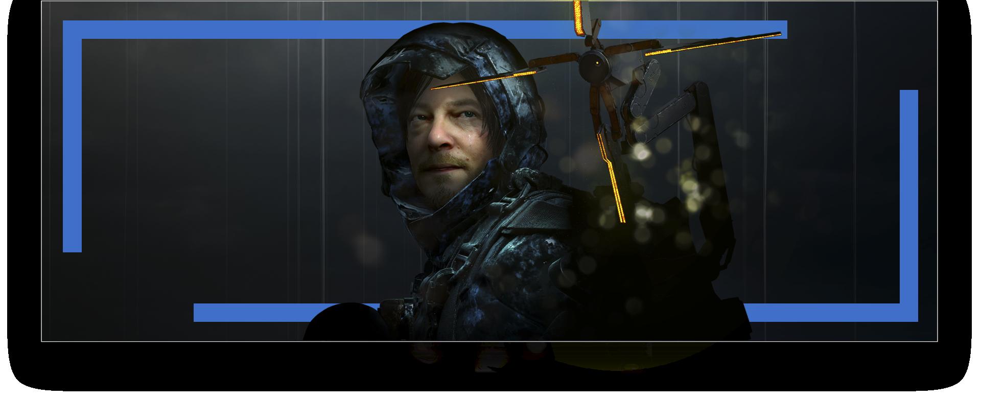 الصورة الفنية الأساسية للعبة Control