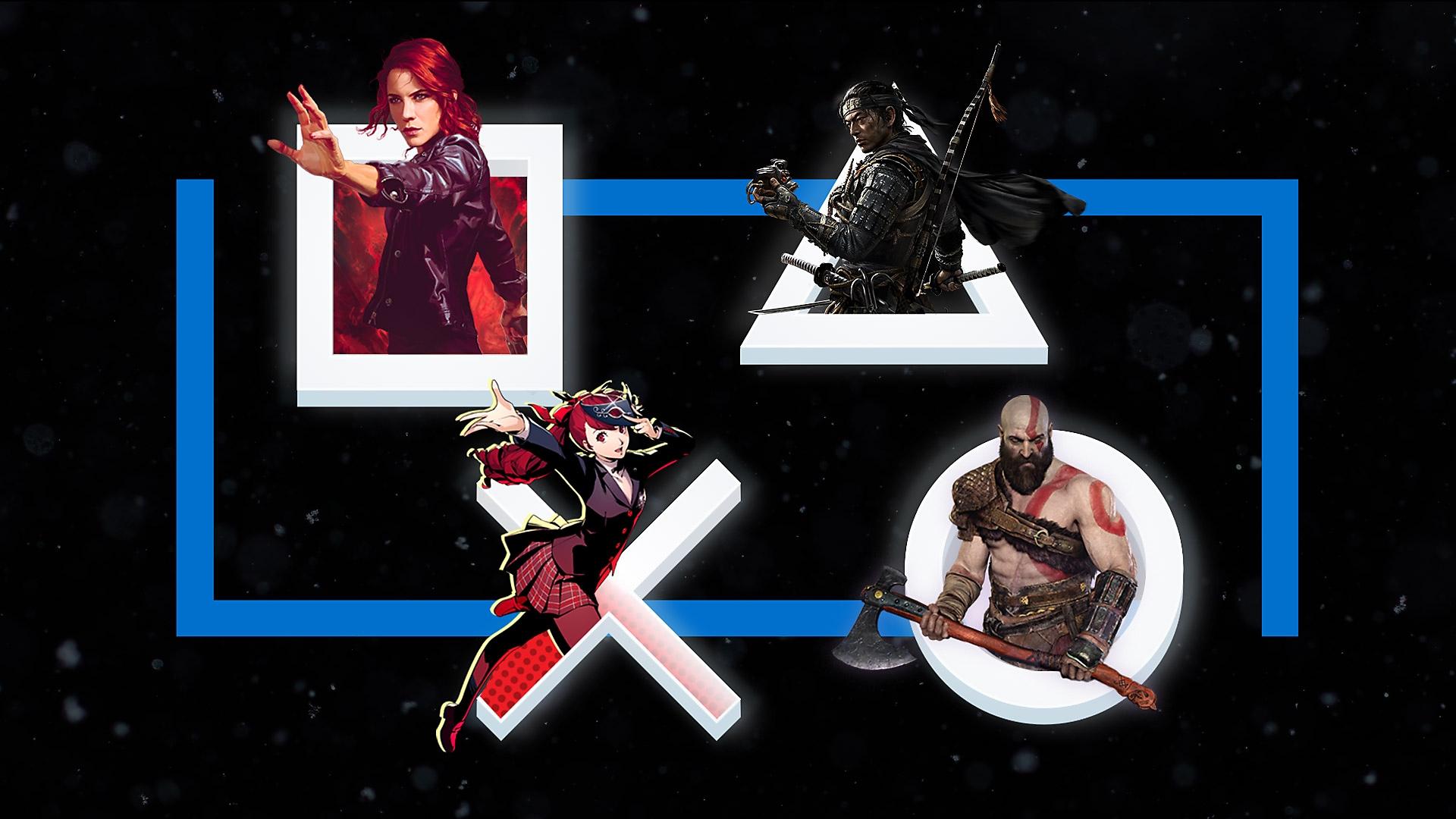 الصورة الفنية الترويجية للألعاب الرائعة المتوافقة مع الإصدارات السابقة متاحة للعب على PS5